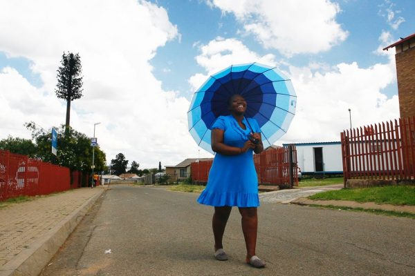 Long Street in de wijk Soweto, Johannesburg | Foto: Christi Sa